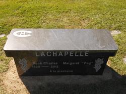Artisan Black bench