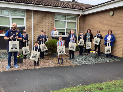 FREE LAPTOPS FOR BARTON MOSS PRIMARY SCHOOL, ECCLES
