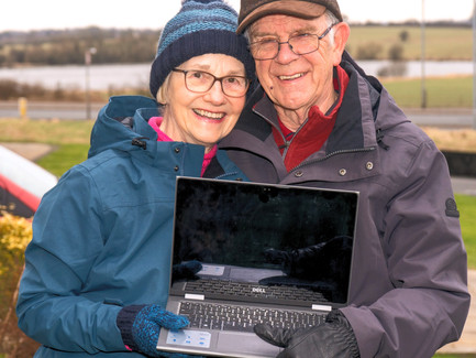 LAPTOP PROJECT LAUNCHED ON VALENTINE'S DAY