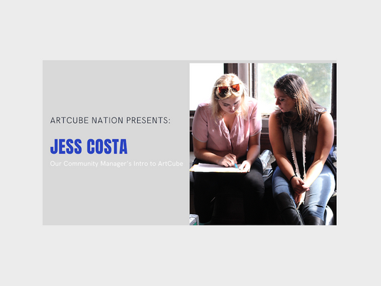 CubeStory: Jess, The Community Manager's Intro to ArtCube Nation