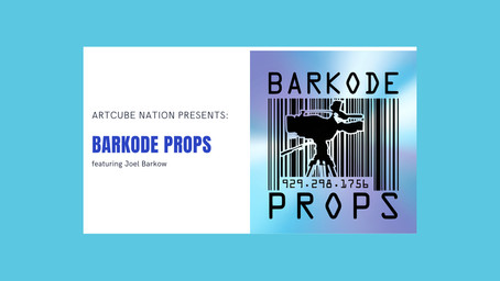 Meet Joel Barkow, Owner of Barkode Props.