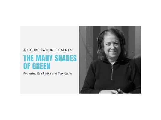 Eva Radke Featured on The Many Shades ofGreen
