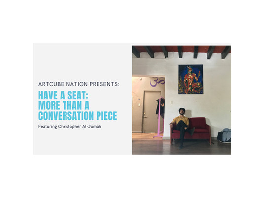 Have a Seat: More Than a Conversation Piece
