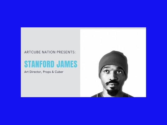 Art Director and Parent: Michael Stanford, StanfordJames LLC
