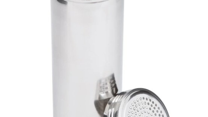 Stainless Steel Scent Can - Large
