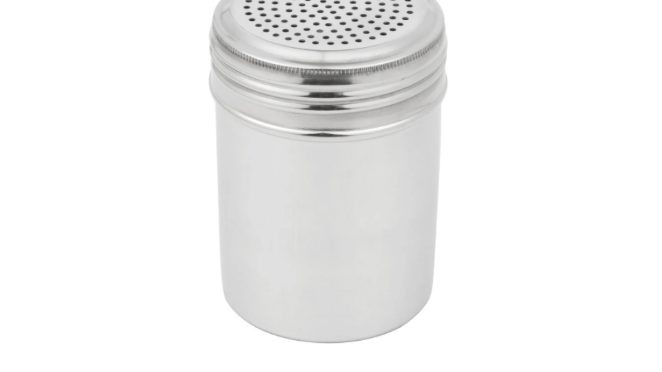 Stainless Steel Scent Can - Medium