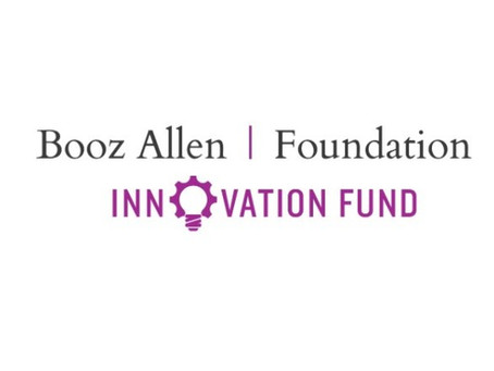 [PRESS RELEASE] SciK9, LLC Awarded Booz Allen Foundation Innovation Fund Grant