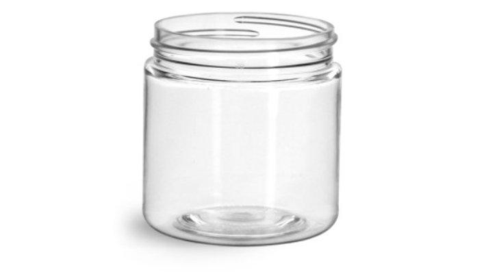 Medium (4 oz.) Plastic Replacement/Extra Jar