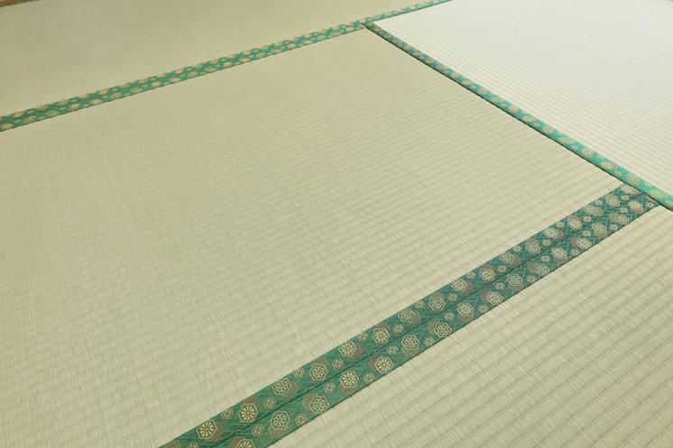 イ草の香り漂う新畳