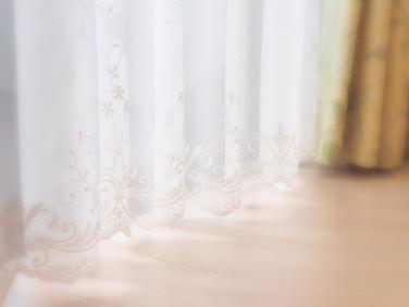 上品な欧風カーテン