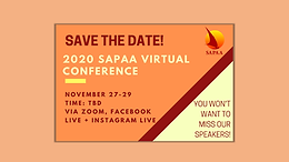 2020 SAPAA Convention & Youth Summit