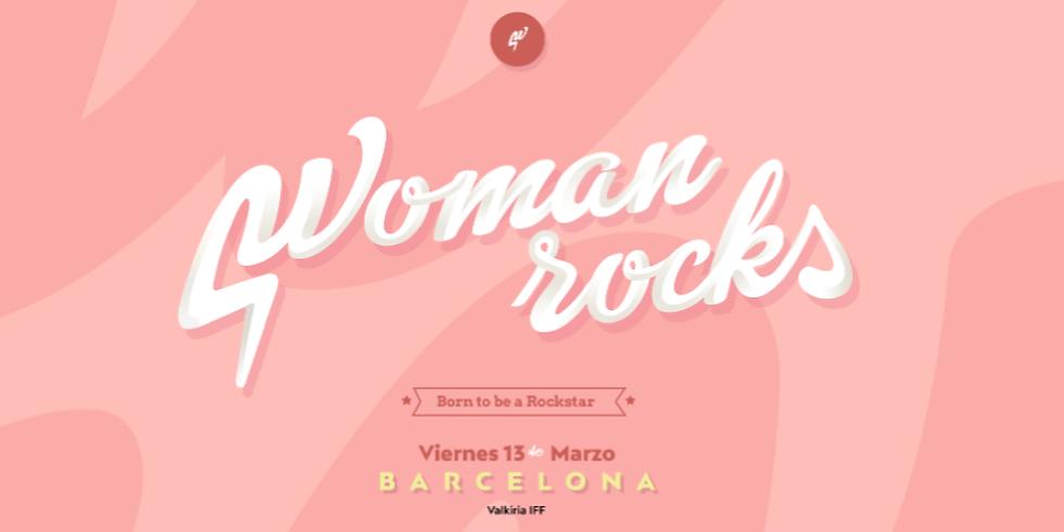 Woman Rocks