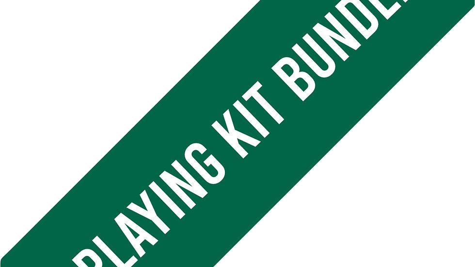 Ambassador Playing Kit Bundle