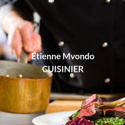 Étienne Mvondo