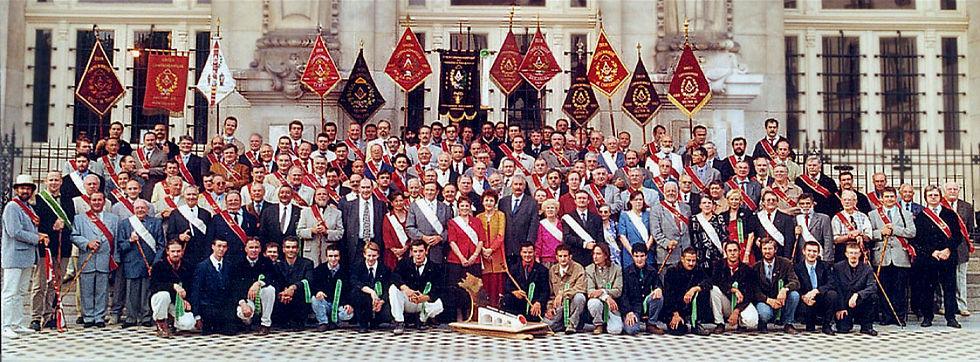 31e Congrès Union Compagnonnique, Tours,