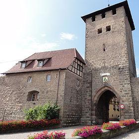 Tour d'Ebersheim Union Compagnonnique