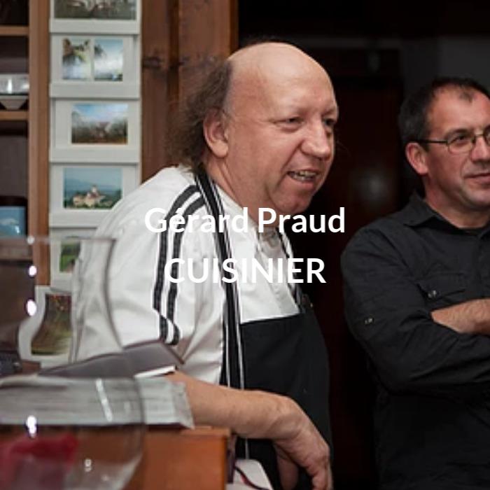 Gérard Praud