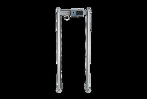 Hikvision ISD-SMG318LT-F Metalldetektor mit Bi-Spektral Thermalkamera und Temper