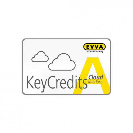 EVVA KeyCredit AirKey-Cloud Interface für das AirKey-Cloud Interface