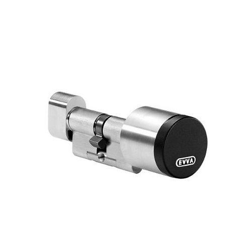 EVVA Airkey Digitaler Knaufzylinder mit einseitigem Zutritt
