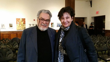 with the iconic Leon Fleisher