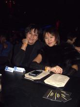 Yuja Wang and Ilona at LPR