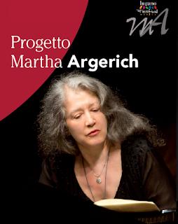 At the Progretto Martha Argerich
