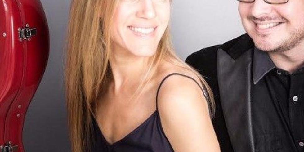 GetClassical@ZincBar - Laura Metcalf, cello and Matei Varga, piano