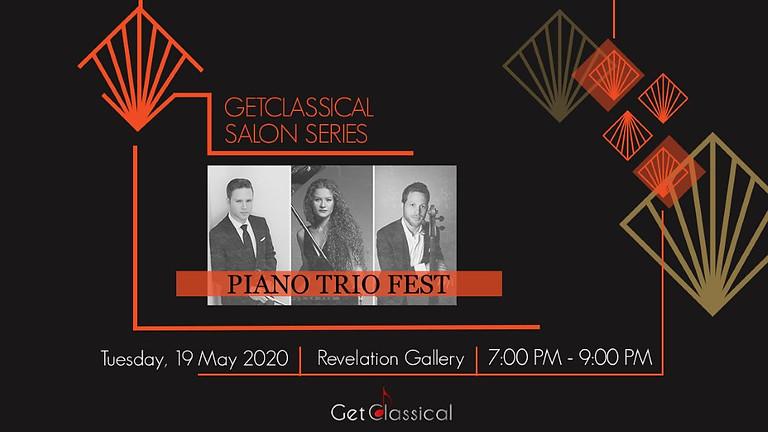 """Chamber Fest"" Asiya Korepanova(piano) Yoni Draiblate (violin), Natan Draiblate (cello)"