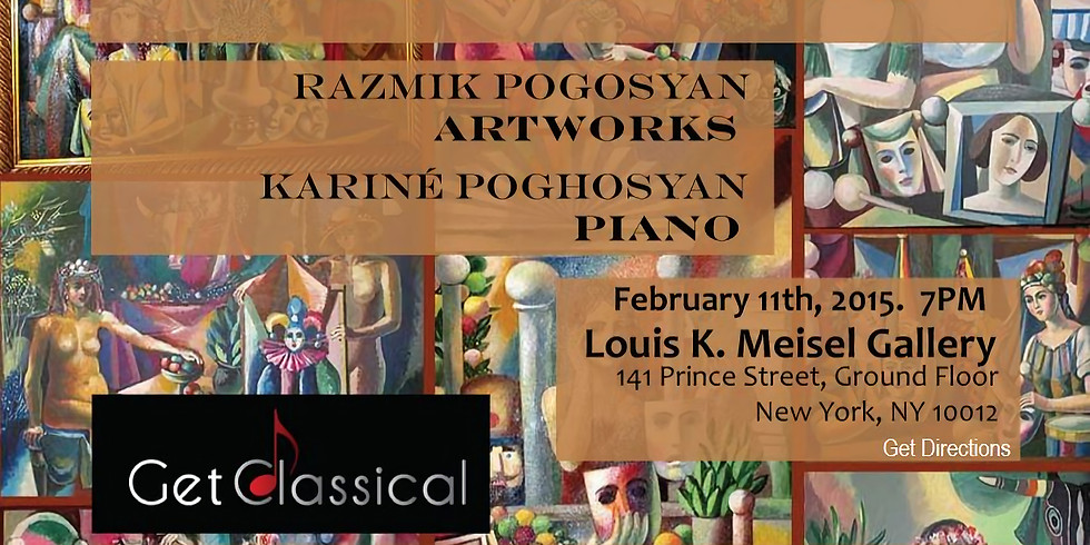 Artist and Muse - GetClassical @ Louis Meisel Gallery