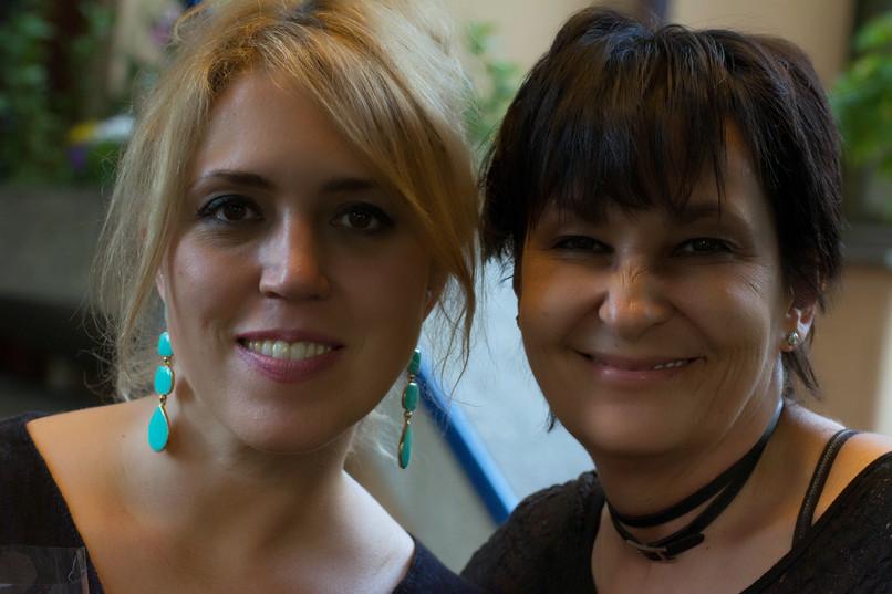 with Gabriela Montero