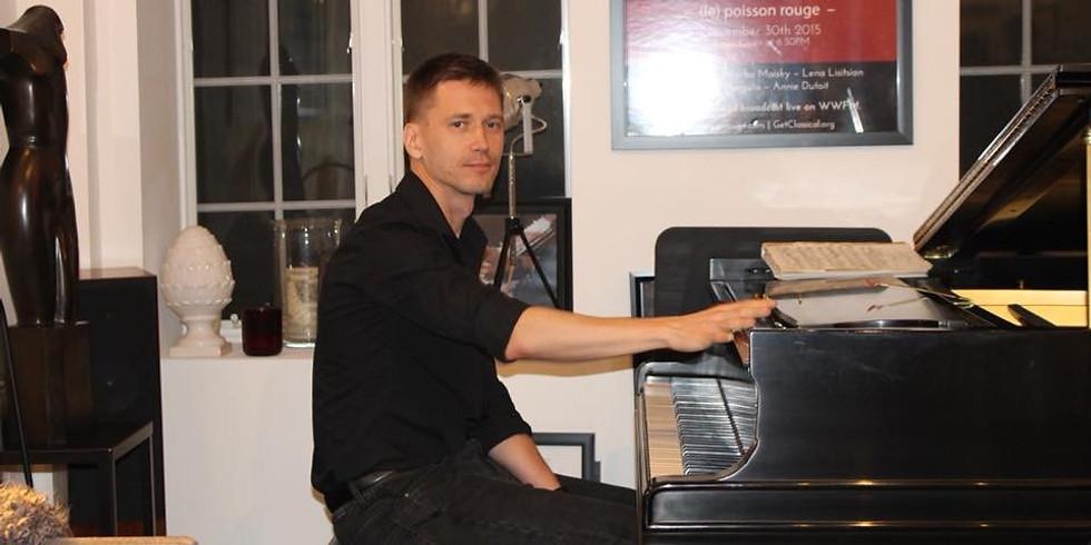 Vyachislav Gryaznov @ Meet the Artist - House Concert