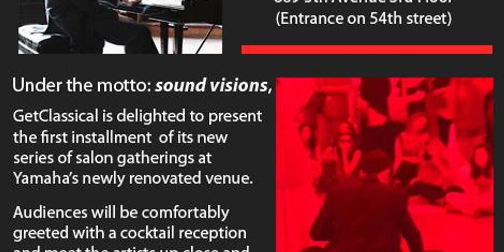 David Kaplan at GetClassical's - Sound Visions - at Yamaha