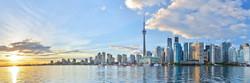 Panorama-of-Toronto-skyline