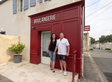 Le village retrouve sa boulangerie après deux ans de fermeture