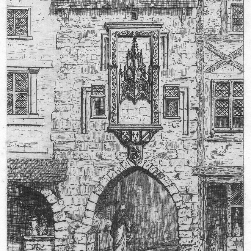 La Rochelle à l'époque des Templiers par Diane Simon