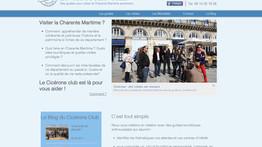 Le site Internet du Cicérone Club