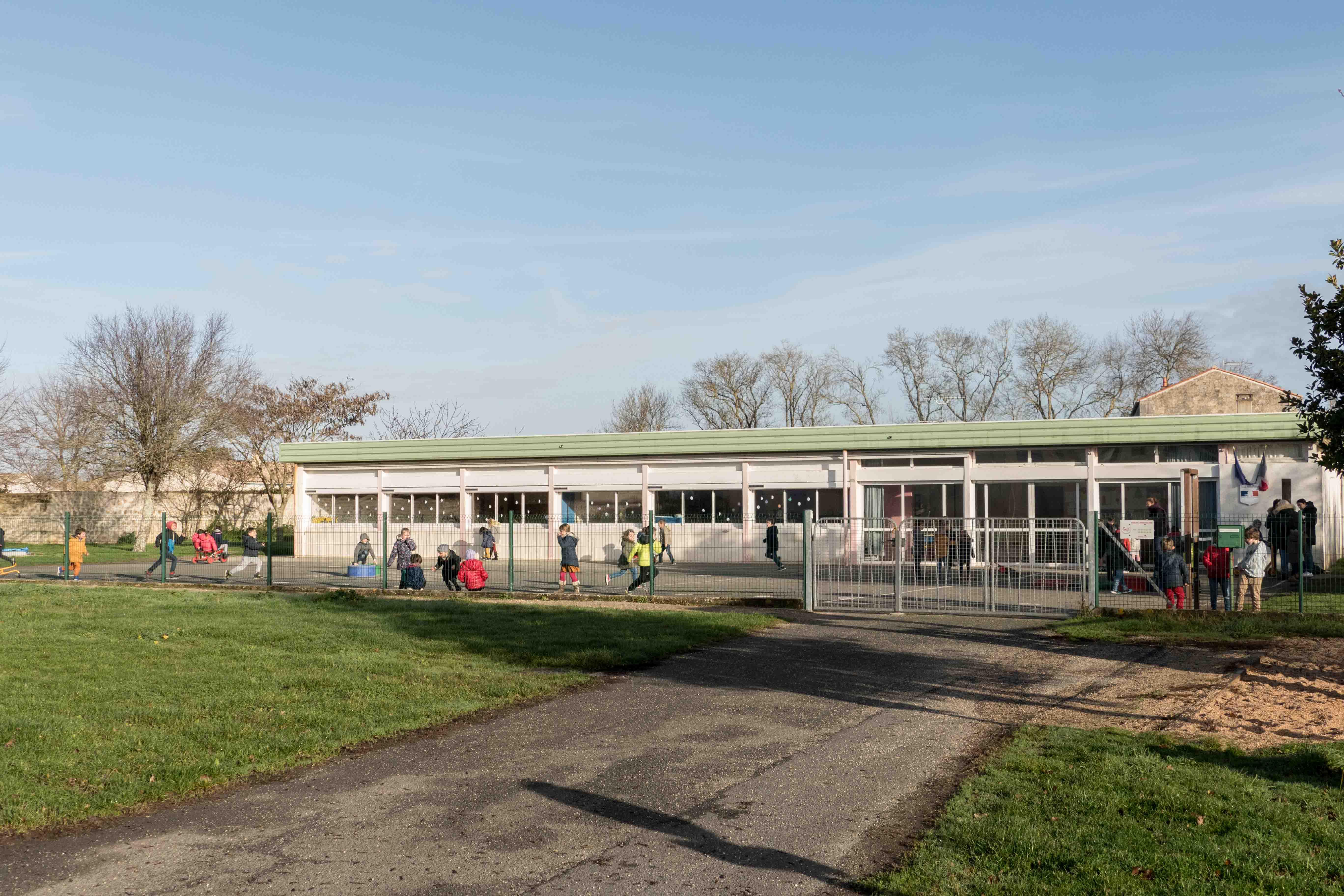 école La Gripperie Saint-Symphorien
