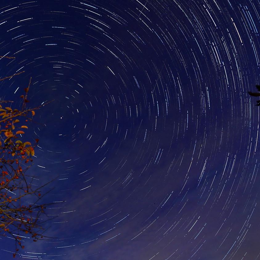 Etoiles romanes (découverte du ciel étoilé) par François Brossard