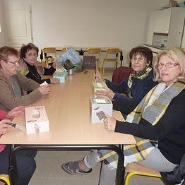 Association du 3ème âge à Saint-Jean-d'Angle