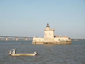 Visite des fortifications du littoral en Charente Maritime
