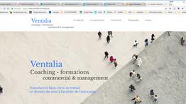 Le site de Ventalia
