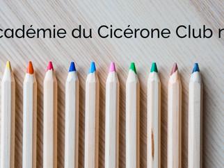 Troisième académie du Cicérone club