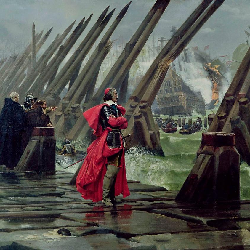 La Rochelle protestante: de la réalité au mythe!  par Valérie Gendreau