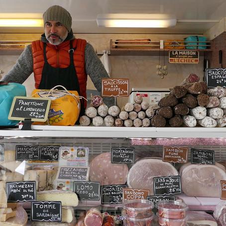 Un nouveau commerçant rejoint le marché du dimanche matin