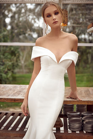 Catherine Bridal Gown by Julie Vino