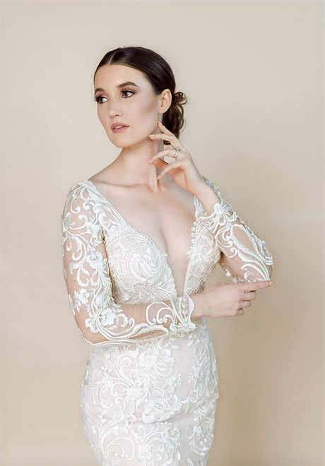 Wendy Bridal Gown by JW Custom Couture