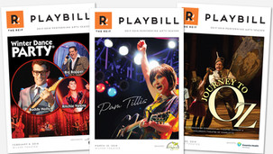 Print Marketing Reif Playbills