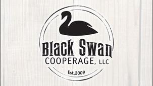 Black Swan Logo Design
