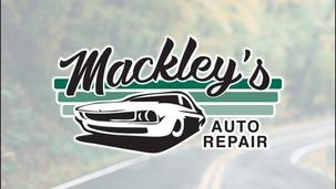 Mackley Logo Design
